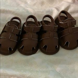 Other - I'm selling my twins shoes that they grew out .